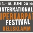 1. Internationales SuperKarpata Festival Hellsklamm
